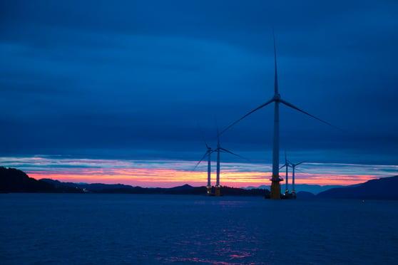 Credit - Jan Arne Wold 2F Woldcam -  Statoil - Hywind Scotland - 1461843