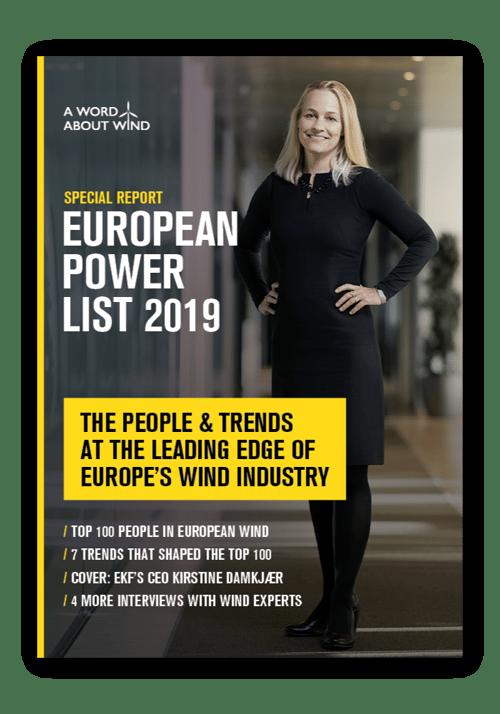European Power List 2019