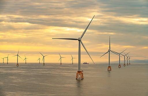 Beatrice offshore wind farm