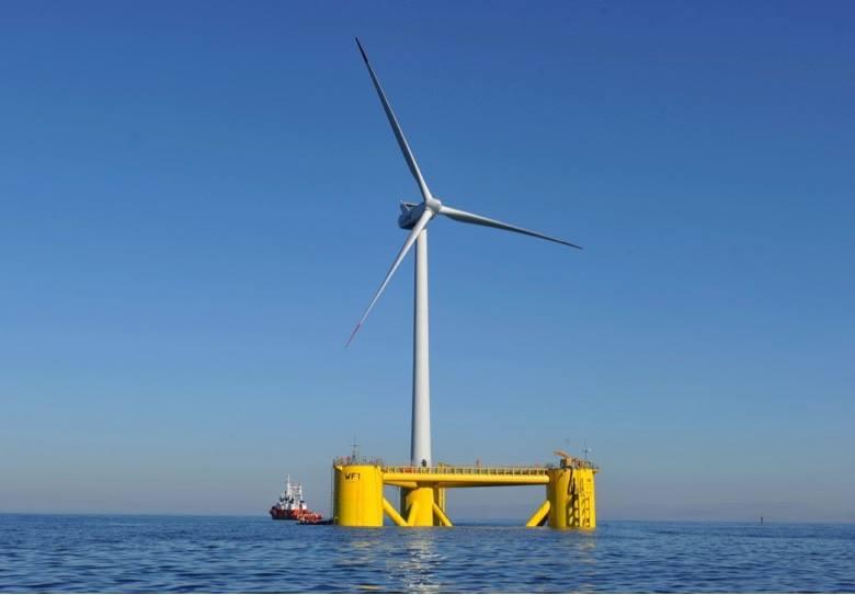 Principle Power  WindFloat