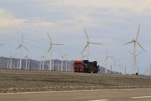 Wind farm in China by Asian Development Bank.jpg